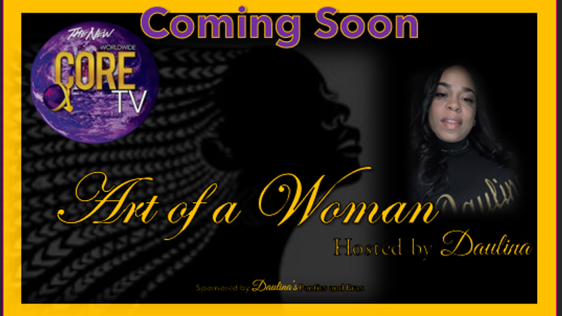 Art of a Woman Hosted by Daulina