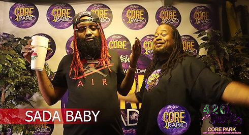The God Hour, Core Up! with Sada Baby