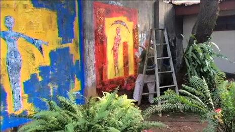 Making Bob and Dot, Cipayung - 2014