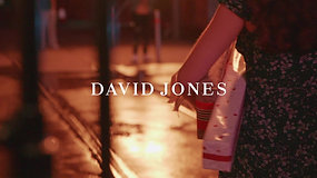 David Jones Christmas Campaign 2020 - Behind the Scenes
