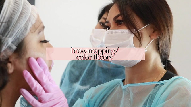 Private Ombre/Microblading Training