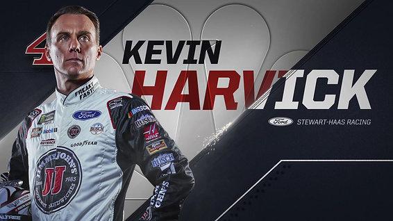 Nascar Driver Kevin Harvick NBC Sports Swipe