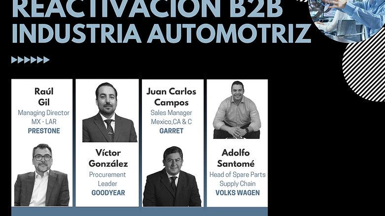 Reactivación B2B: Automotriz