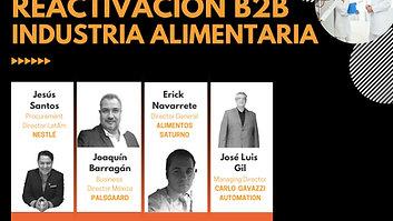 Industria Alimentaria: Reactivación B2B