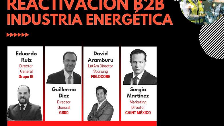 Reactivación B2B: Energética