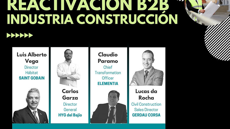 Reactivación B2B: Construcción