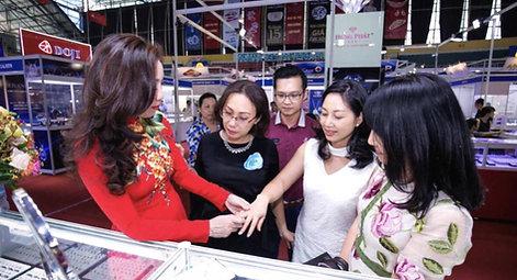 2017 Vietnam International Jewelry Fair