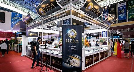 2018 Vietnam International Jewelry Fair