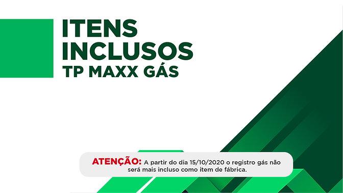 Forno de Esteira TP Maxx Turbo Gás