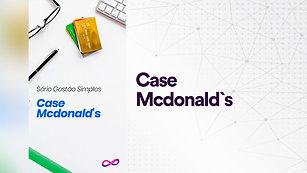 Case Mcdonald`s