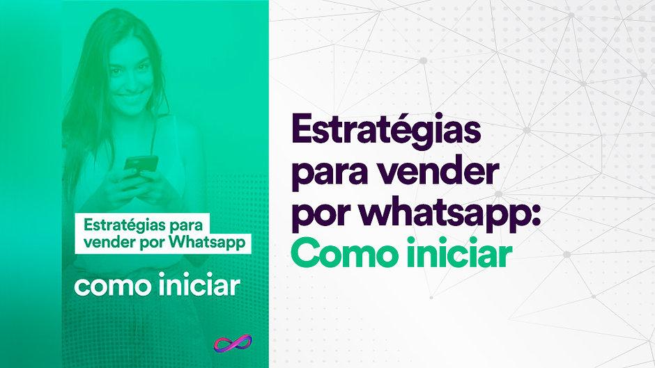 Whatsapp: Como iniciar