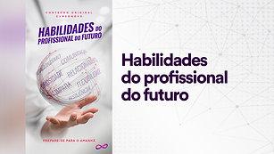 Habilidades do profissional do futuro
