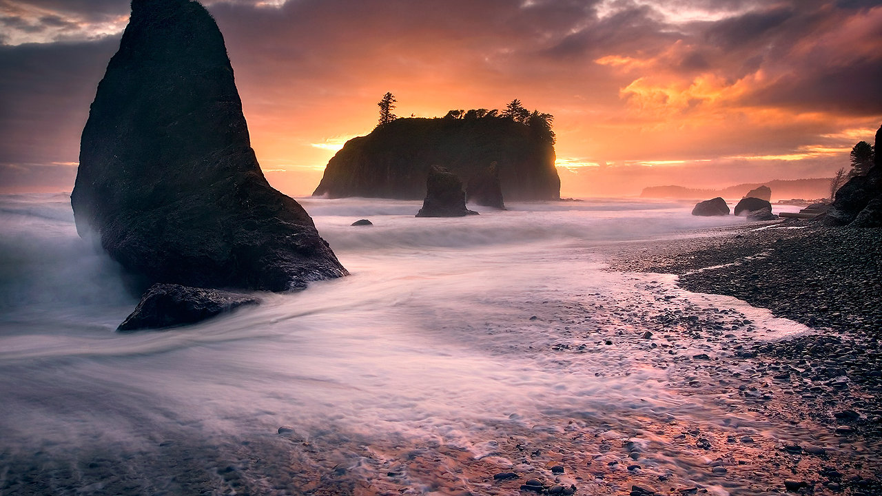 Aramark | Protecting the Olympic Peninsula