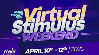 HFWM Virtual Stimulus Weekend