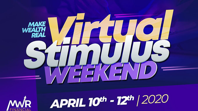 HFWM Virtual Stimulus Weekend