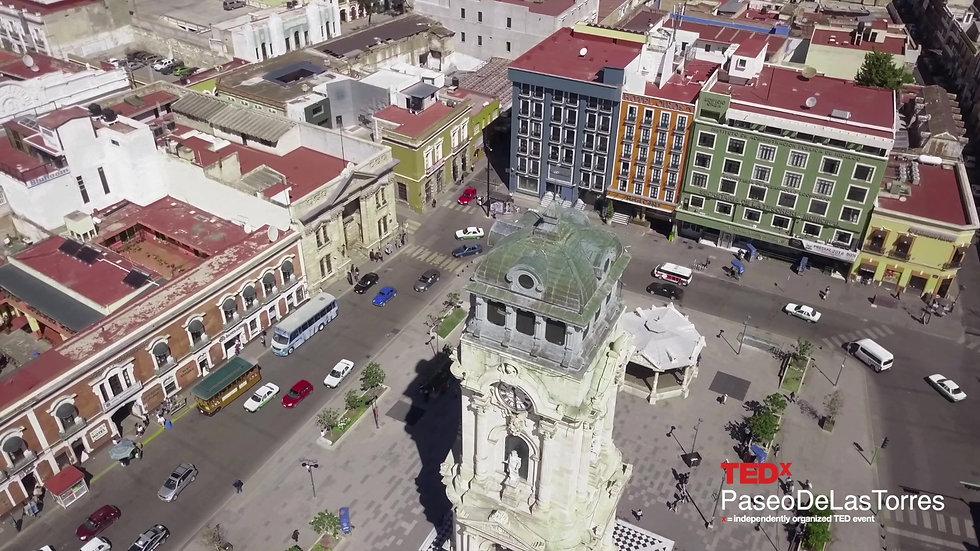 TEDxPaseoDeLasTorres Video