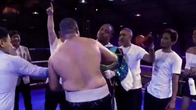 Ron Knockout v Farah