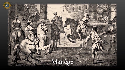 Manege Riding History