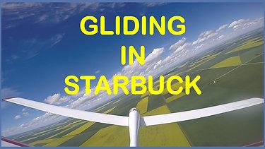 Gliding in Starbuck