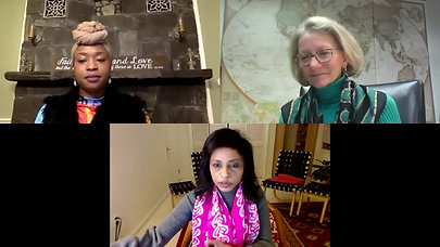 Join Elizabeth McLellan, Tara Sharafudheen and Ekhlas Ahmed on a panel discussion of how Empowered Women are helping to Empower other women locally and globally.