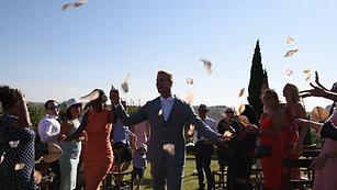 Highlights from Juju & Chris Wedding