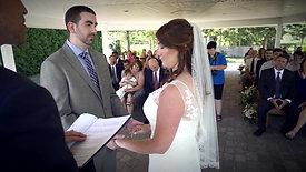 Bruce and Sarah's Wedding Video