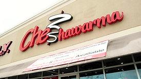 Chez Shawarma Advertisement 1