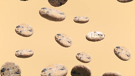 Famous Amos Cookies (Mock Ad)