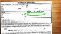 Bank Authorization Form