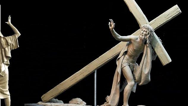 Station 8 - Jesus and the Women of Jerusalem