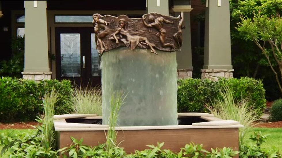 "Symphony in ""S"" Minor - Rotating Fountain"