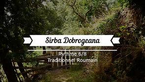 Sirba Dobrogeana_clavier Heim