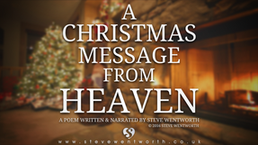 A Christmas Message from Heaven.