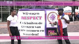Bewoners 1e prijs - SouthEast LGTB United & Friends