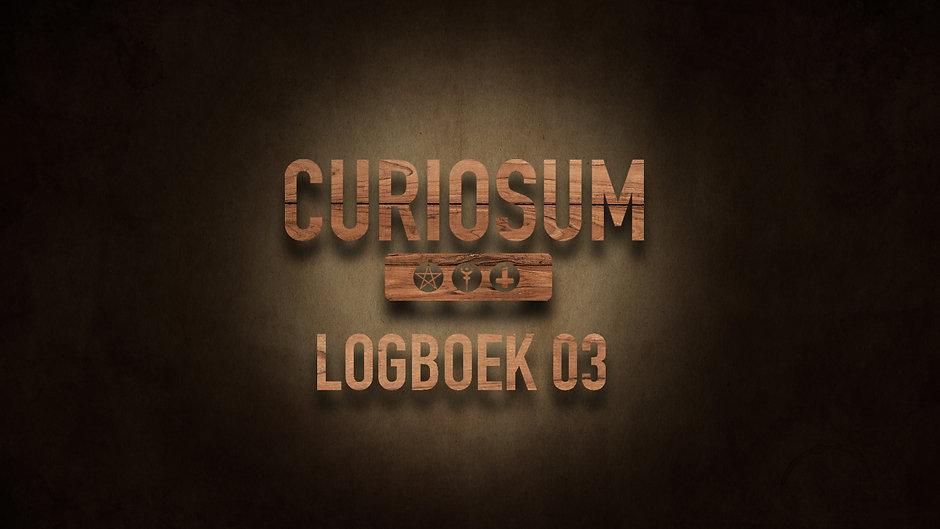 CURIOSUM 03