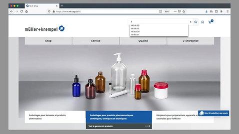 Accessoires compatibles Tutoriel Onlineshop
