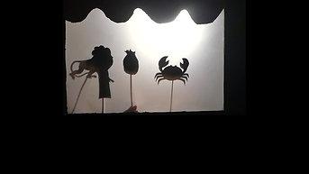 Le crabe et le singe