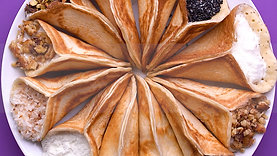 Arabic Pancakes