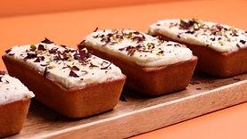 Mini Persian Love Cakes