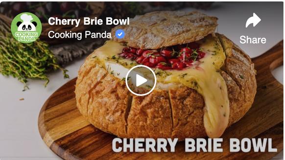 Cherry Brie Bowl