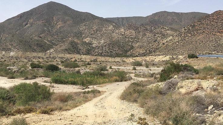 Location of Aqaba Set - 22.04.18