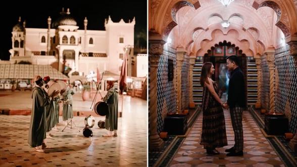 Morocco Prewedding