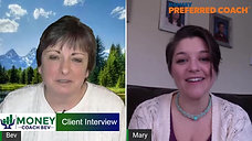 Client interview with Mary Faulds, April 2020
