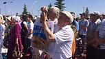 #goodmoments- В Экибастузе открыли памятник Машхур Жусупу Копееву (1)