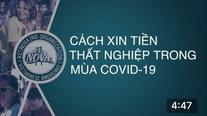 Xin Tiền Thất Nghiệp trong mùa COVID 19