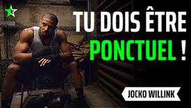 VOILA POURQUOI TU DOIS ETRE PONCTUEL ! Jocko Willink