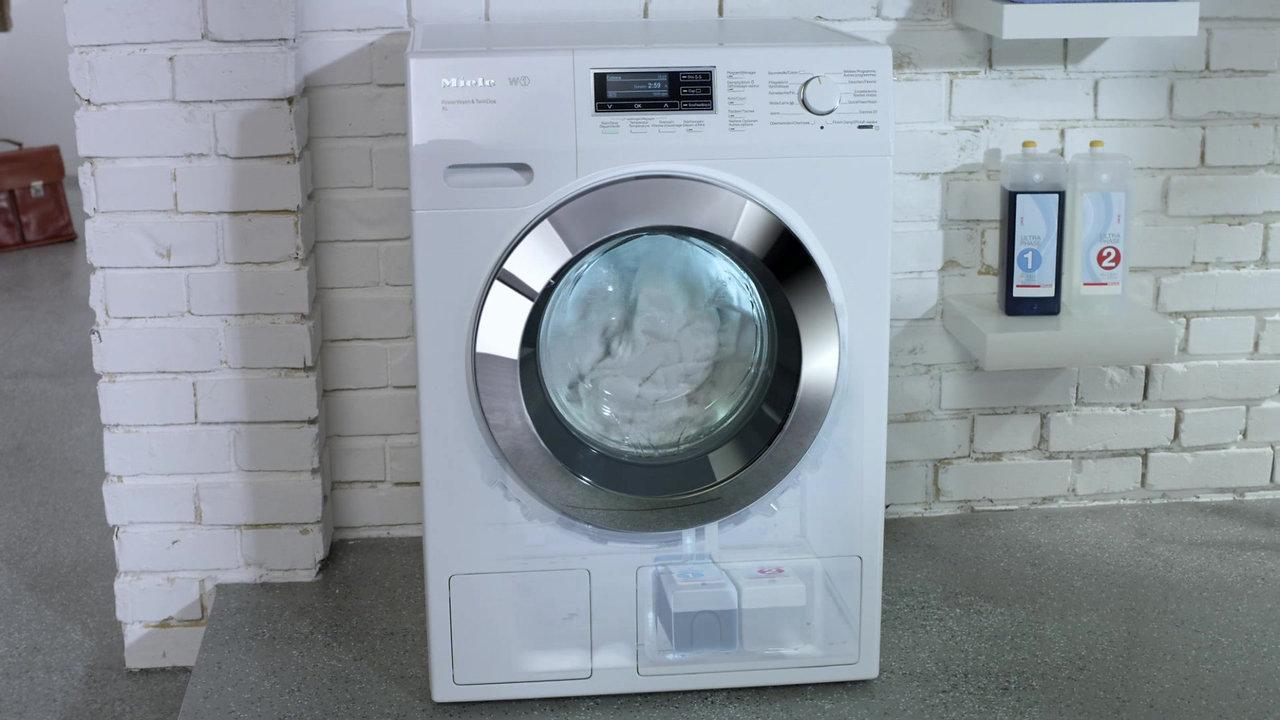 Waschen mit Miele TwinDos