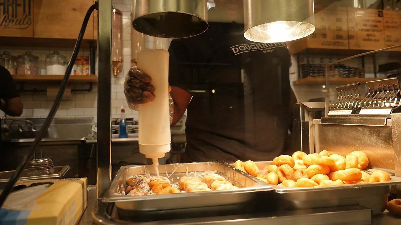 Doughnuttery Promo