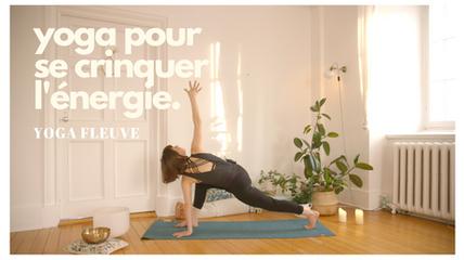 yoga pour se crinquer l'énergie