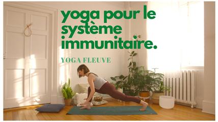 yoga pour le système immunitaire